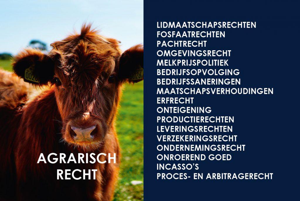 Agrarisch recht